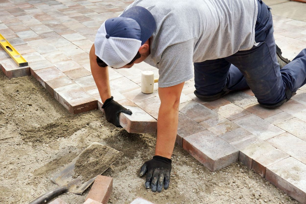 paver repair service in tucson az