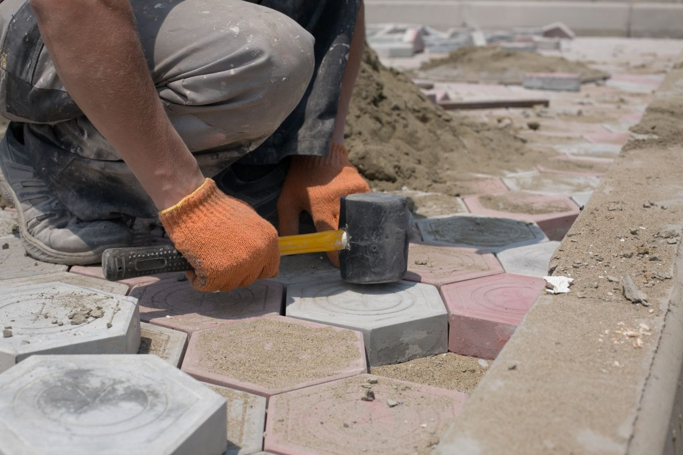paver contractor in tucson az area