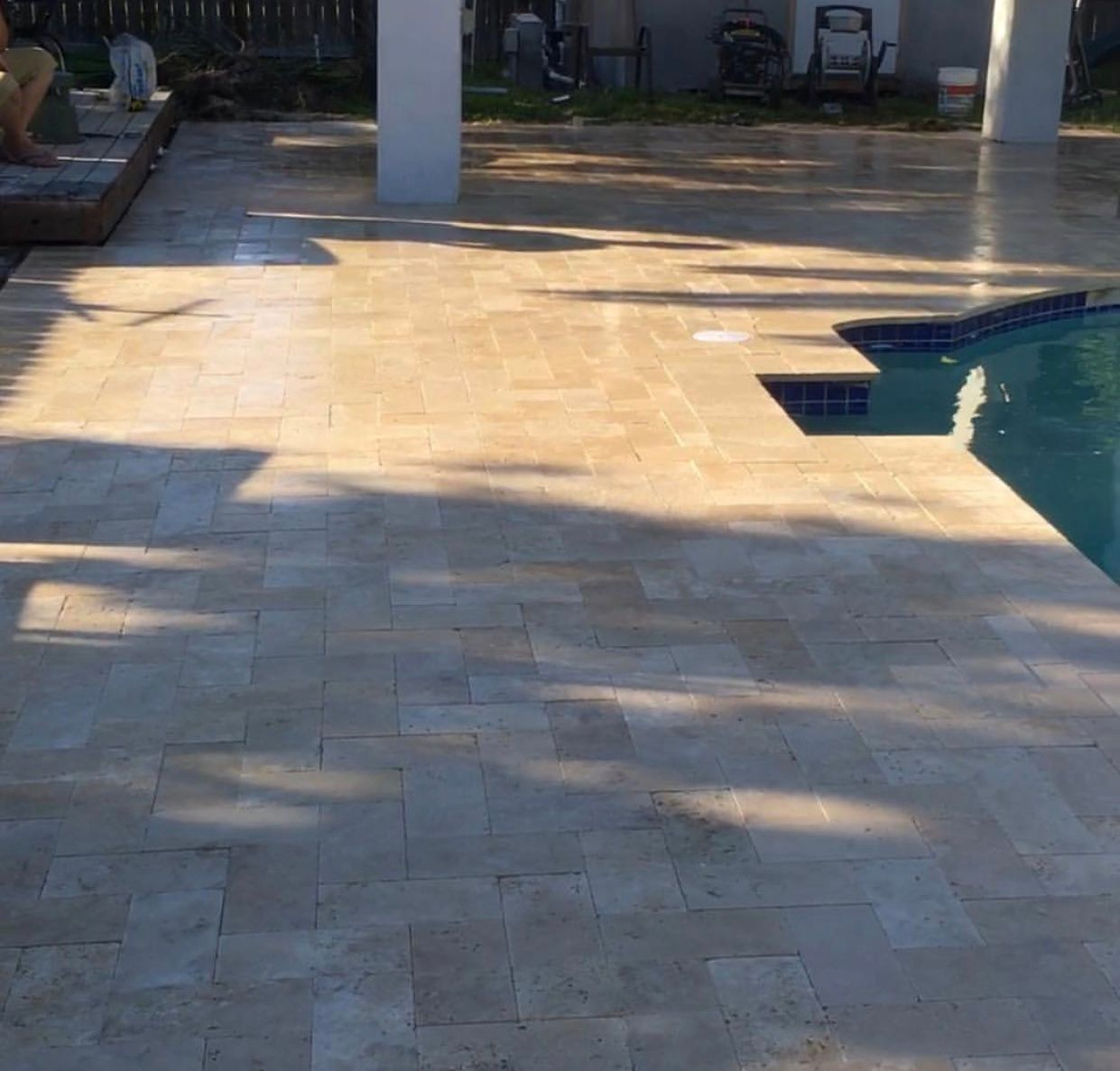pool patio paving service in tucson arizona